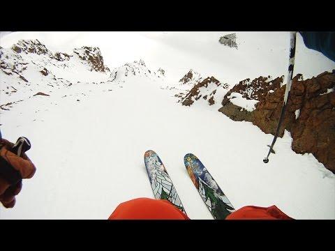 GoPro Line Of The Winter: Tim Chamberlain - Montana 2.27.15 - Snow