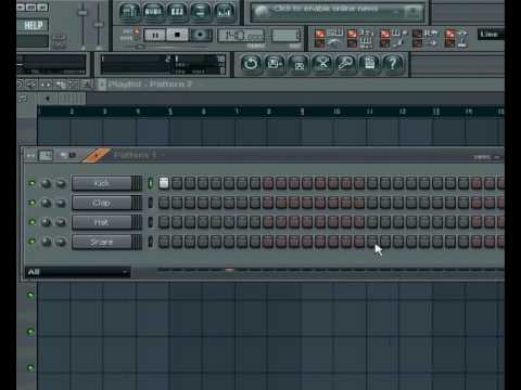 how to set the time signature in fl studio