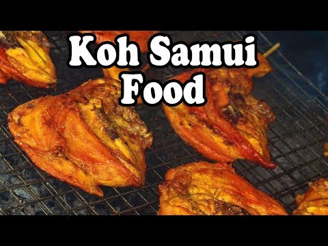 Delicious Koh Samui Food: Authentic Thai Food at Isaan Krok Mai Thai Restaurant