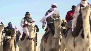 Les slameurs de Douz (Tunisie):  Belgacem Abdellatif et Al Brik