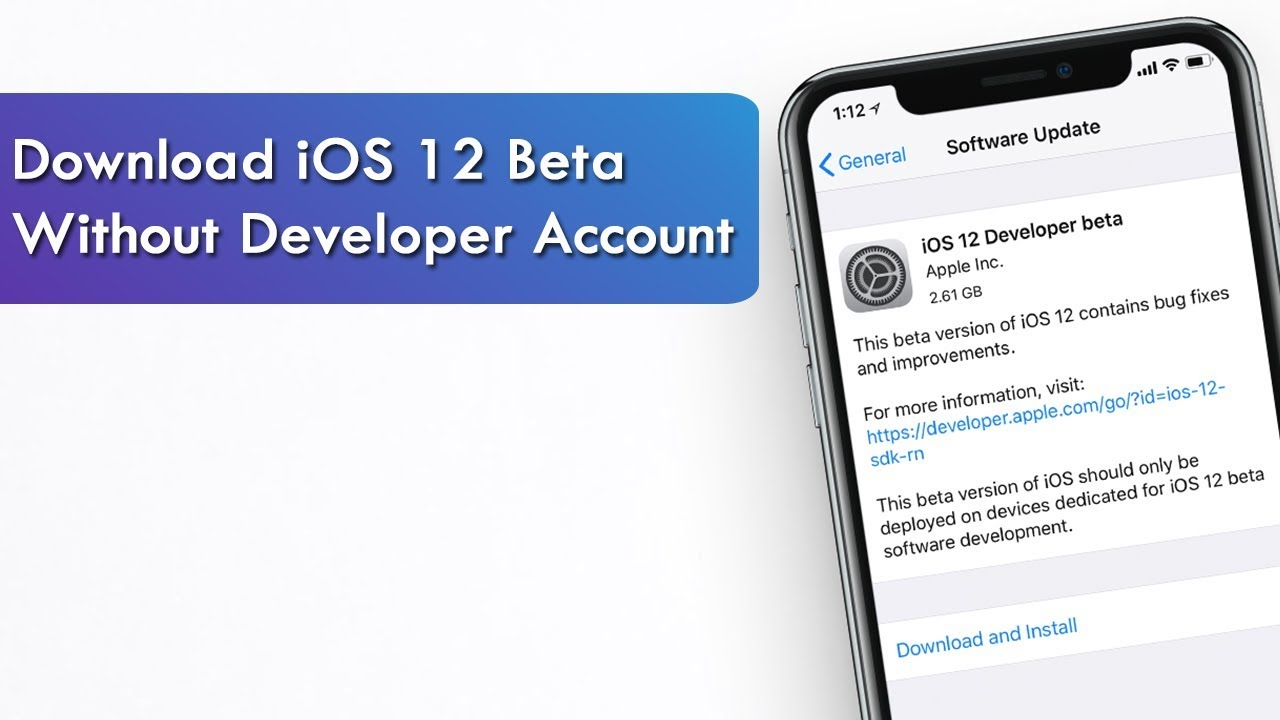 ios 12 gm download apple