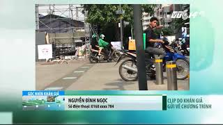 VTC14 | Tái diễn tình trạng chạy xe vào phố đi bộ Nguyễn Huệ - TP HCM