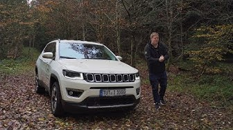 2019 Jeep Compass Limited 4x4 170PS - Review, Fahrbericht, Test