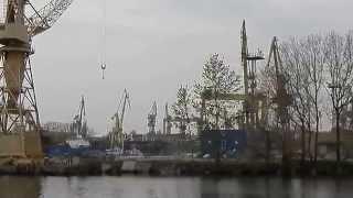 Port Szcecin (Hafen Stettin) Seehafen Stettin-Swinemünde