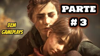A PLAGUE TALE INNOCENCE GAMEPLAY - Parte #3 l Legendado Em Português