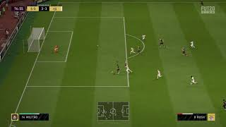 FIFA 20 What a Rush!