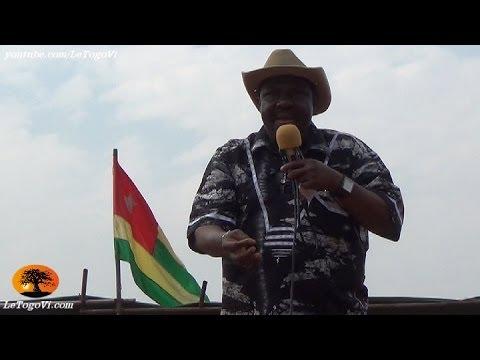 Abass KABOUA: Faure GNASSINGBE a pris le pouvoir par un coup d'Etat avec mort d'hommes [25/1/14]