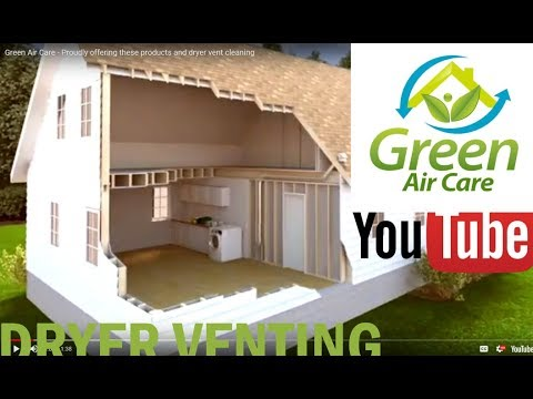 Green Air Care - Proudly offering these products and dryer vent cleaning