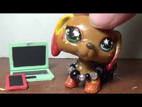 LPS DIY Computer and Phone