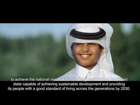 Qatar National Vision 2030 for Ministry of Development Planning and Statistics