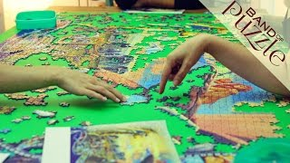 40.000 Pieces Ravensburger | World largest Puzzle | The Lion King (Cover I )