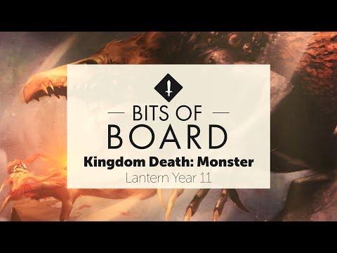 Kingdom Death: Monster - Lantern Year 11