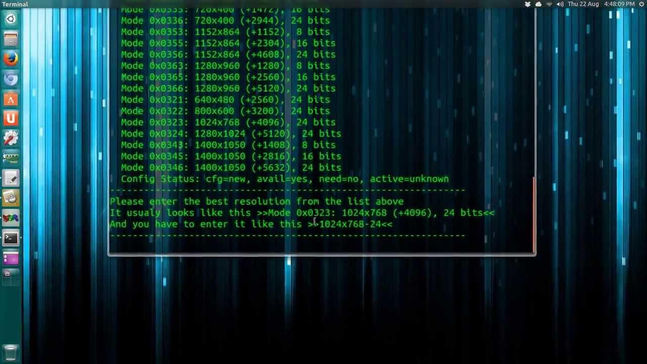 Ubuntu 13 04: Quick Fix Plymouth (Splash Screen)