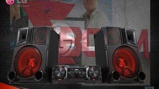 f2a357ca3927 LG Минисистема CM9750 3000Вт черный   Музыкальные центры.