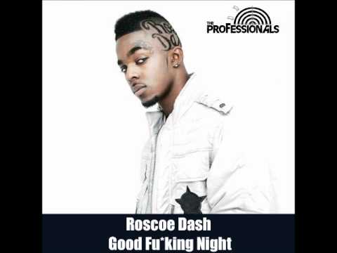 Roscoe Dash - Good Fucking Night (Instrumental) [Download]