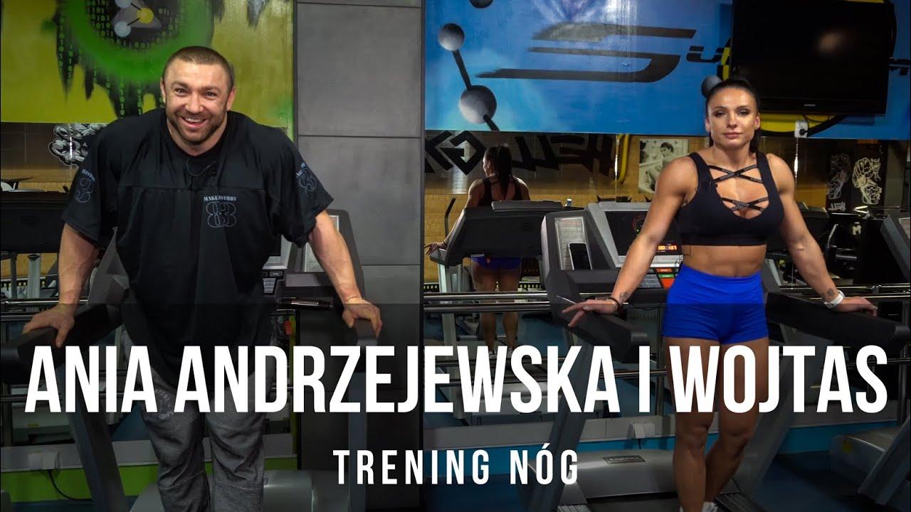 Ania Andrzejewska i Wojtas - Nogi | Hellgym