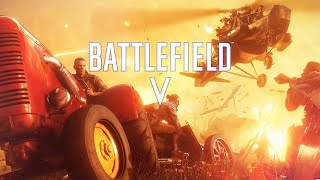 Wie ist der Battlefield 5 Battle Royale Modus Firestorm?
