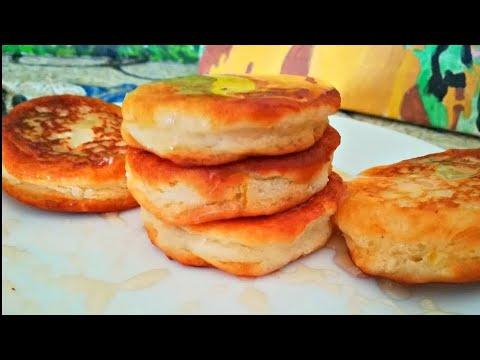 Пышные сырники на сковороде     Как приготовить Сырники Быстро