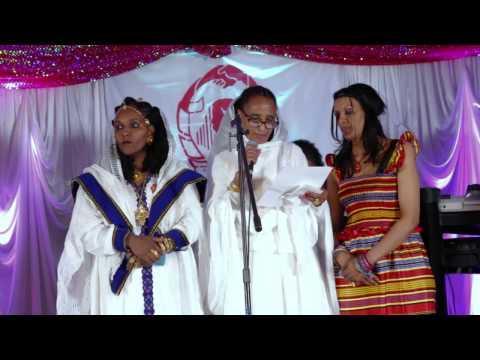 Eritrean's Celebrating International Women's Day March 8,2017 In Calgary.