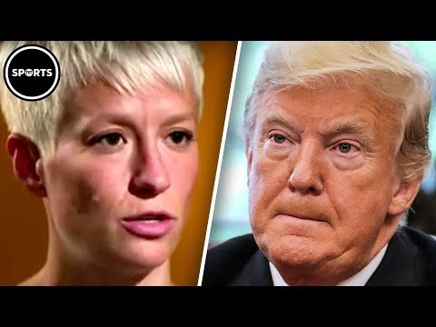Trump FEUDS With Megan Rapinoe And US Women's National Team