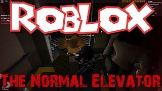 Roblox: El Ascensor Normal- Actualización de Halloween!