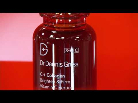 Dr. Gross C+ Collagen Bright & Firm Vitamin C Serum Auto-Delivery on QVC