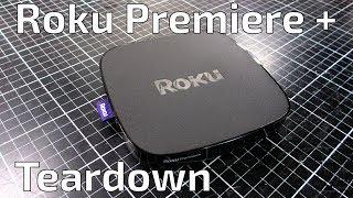 Roku Premiere+ Teardown