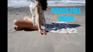 MOON MAGIC - PISCES FULL MOON - September 14, 2019