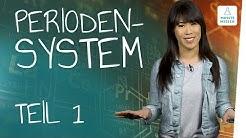 Periodensystem der Elemente I Teil 1 I musstewissen Chemie