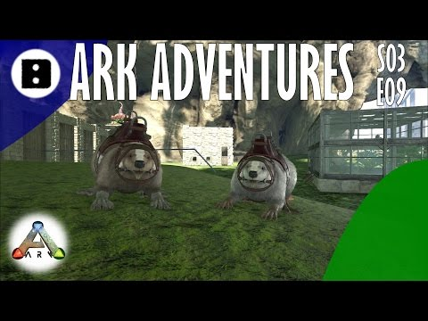 ARK Adventures S03E09 - The Center - Update 241.1 Higher Lev