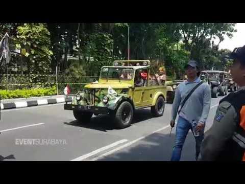 Parade Surabaya Juang (Wirabangsa) 2018