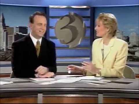 WFSB: Channel 3 Eyewitness News at 6:30 [5-11-1997] - Two Stories