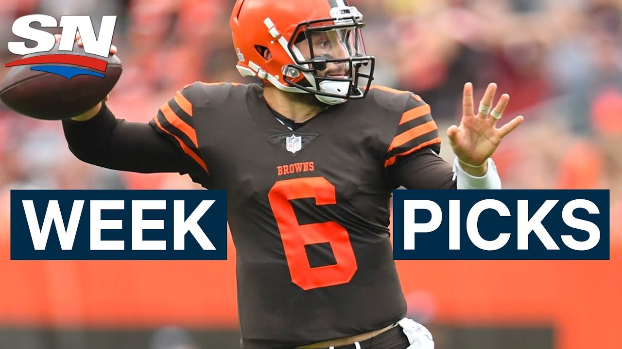 NFL Week 6 Picks, Best Bets and Survivor Pool Selections | Against The Spread