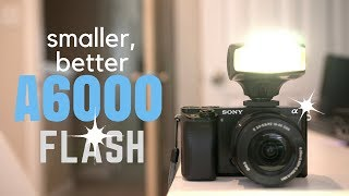 a Smaller, Better Flash for the A6000