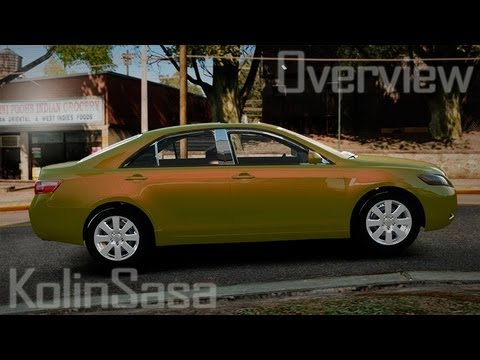 Toyota Camry Altise 2009