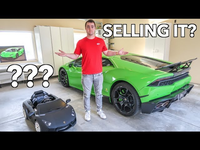 GARAGE TOUR!! * BUYING ANOTHER CAR ALREADY?*