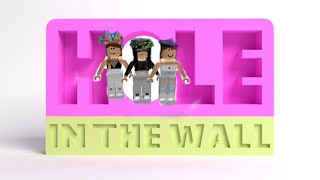 ROBLOX - Playing Hole In The Wall (feat. Totoro & elephantbby)