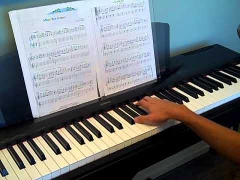 Piano Tutorial -  Music Box Dancer - Level 3 - (Supplemental)