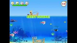tutorial game Ranch Rush 2 - memancing