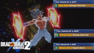 HOW TO UNLOCK Super Baby 2 & Kefla's Moveset For Custom Characters | Dragon Ball Xenoverse 2 DLC 7