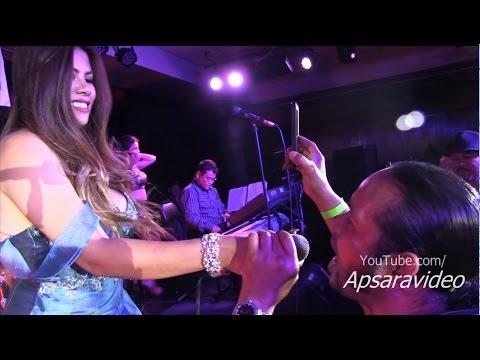 ប្រុសនេះខូចណាស់ - 2017 Cambodian New Year Party with Nary sings at The Gardens Casino
