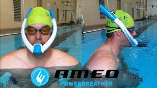 2018 PowerBreather Snorkel Demo and Review