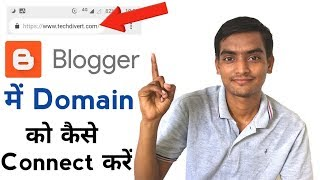 How to Connect Godaddy Domain to Blogger | Add Custom Domain to Blogger | How to Setup a Domain