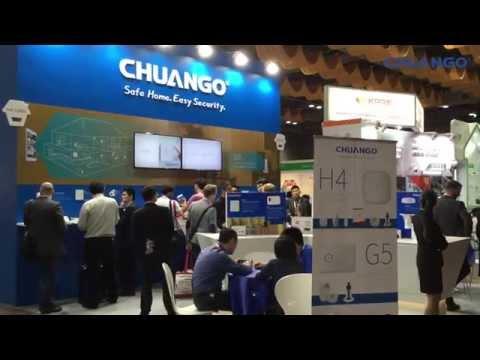 Chuango Event Video (Oct 2015 Hong Kong)