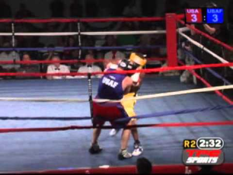 2010 ARMED FORCES BOXING Episode 8  -- 178 lb. Weight Class - The Pentagon Channel