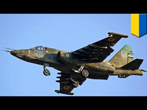 Ukraine: Two fighter jets shot down near MH-17 crash site