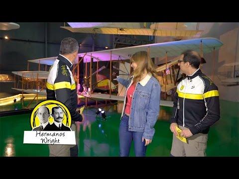 Aquí comienza la historia de la aviación