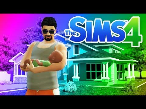RICHARD JR! | The Sims 4 Part 12 |