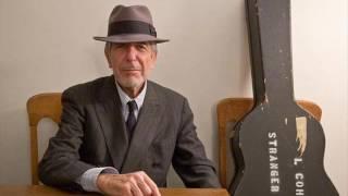 Leonard Cohen - It Seemed the Better Way