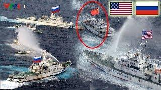 Nga Mỹ bất ngờ tung c,ú đ,ấm s,ấp mặt gửi tới Trung Quốc ở Biển Đông khiến cả thế giới h,ốt ho,ảng
